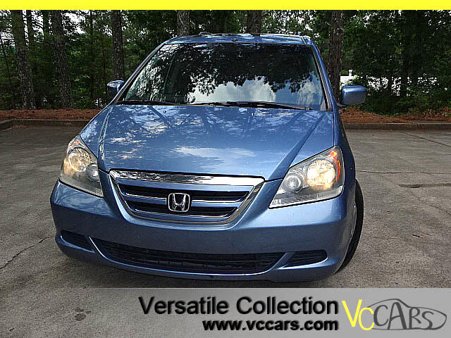2005 Honda Odyssey FRESH TRADE IN - CLEAN TITLE - VERY WELL MAINTAINED - EVERYTHING WORKS GREAT - E