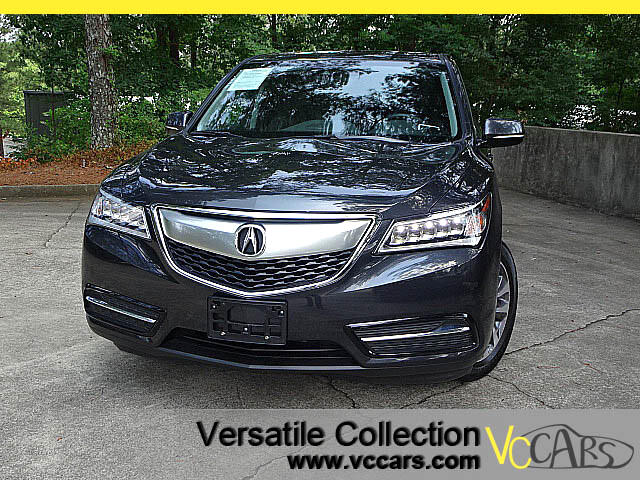 2016 Acura MDX 4 NEW TIRES - SH AWD TECHNOLOGY PACKAGE with NAVIGATION SYSTEM - BLIND SPOT MONITORS