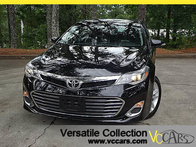 2015 Toyota Avalon XLE TECH PACKAGE NAVIGATION SYSTEM - BACK UP CAMERA - HEATED SEATS - PARKING SEN