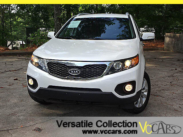 2013 Kia Sorento FRESH TRADE IN - CLEAN TITLE - EX AWD TECH PACKAGE NAVIGATION SYSTEM - LEATHER - H