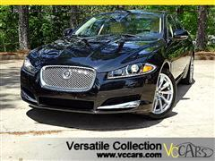 2013 Jaguar XF-Series