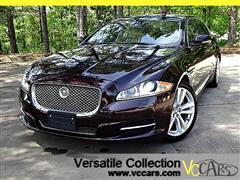 2012 Jaguar XJ-Series