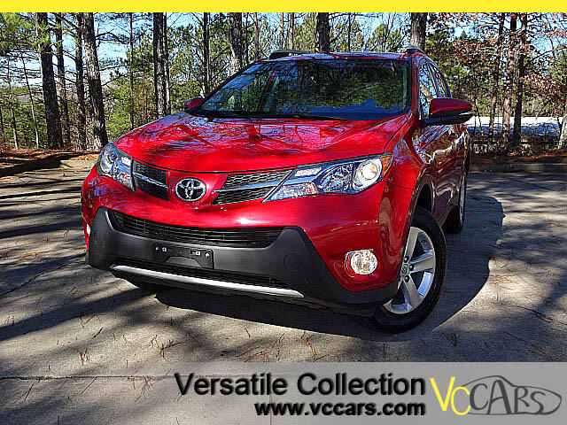 2013 Toyota RAV4 XLE FWD TECH NAVIGATION SUNROOF CAMERA XM