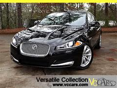 2012 Jaguar XF-Series