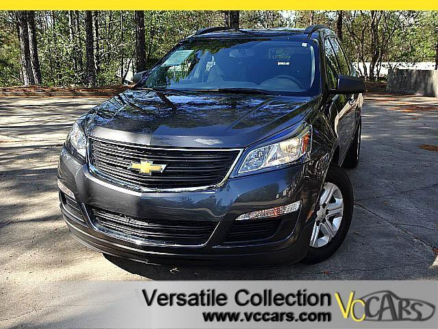 2014 Chevrolet Traverse LS FWD