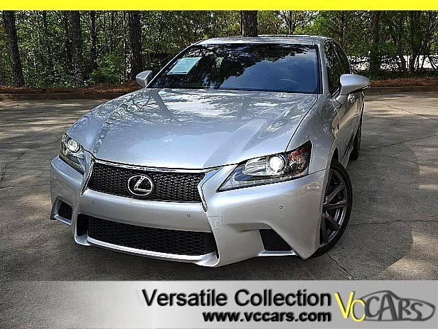 2014 Lexus GS 350 F SPORTS