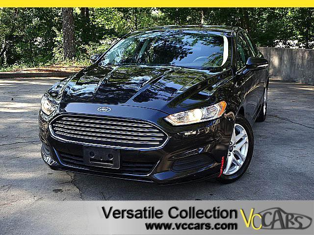 2015 Ford Fusion SE SPECIAL EDITION SUNROOF CAMERA XM BT