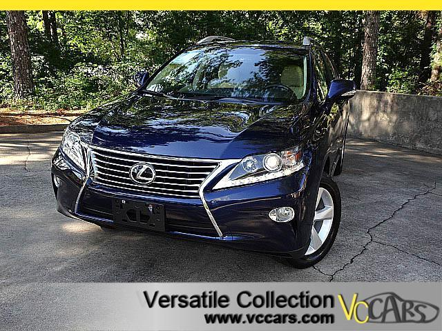 2013 Lexus RX 350 PREMIUM TECH PACKAGE WITH NAVIGATION CAMERA LED