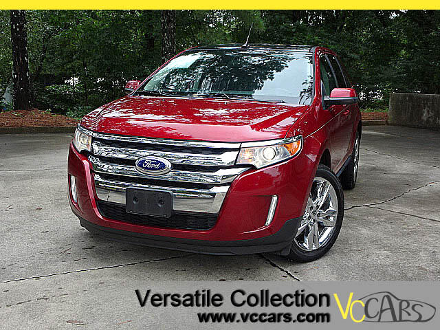 2014 Ford Edge SEL PLUS TECH NAVIGATION PANORAMIC ROOF XM