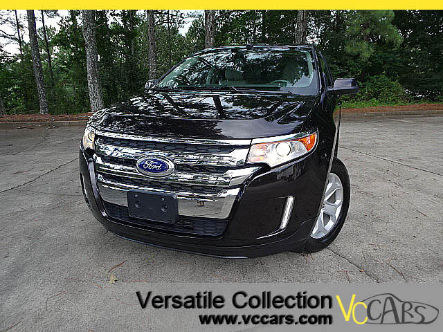2014 Ford Edge SEL TECH NAVIGATION CAMERA XM