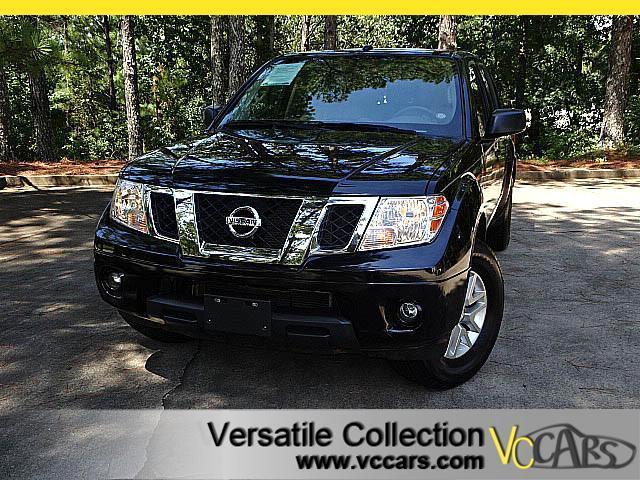 2016 Nissan Frontier SV CREW CAB BACK UP CAMERA