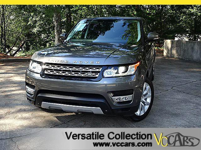 2014 Land Rover Range Rover Sport HSE LUX V6 SUPERCHARGED with 3rd ROW SEAT