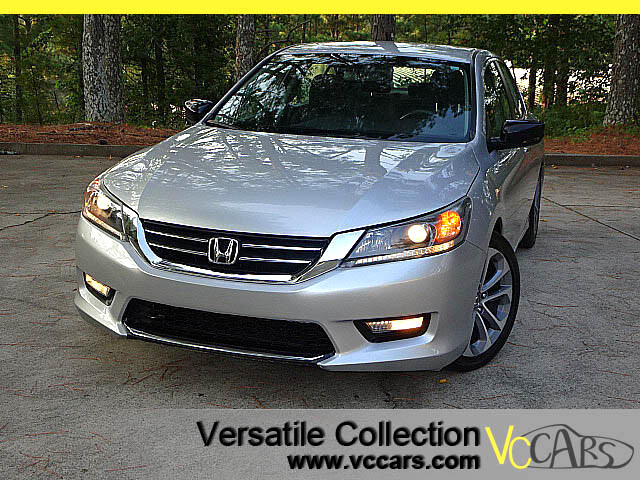 2014 Honda Accord Sport Sedan CVT