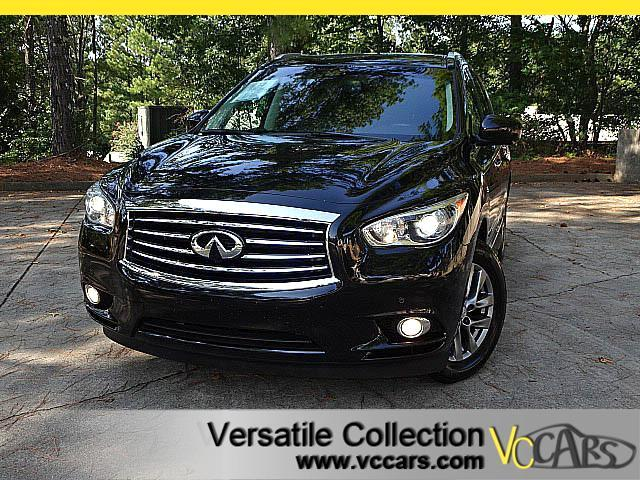 2014 Infiniti QX60 PREMIUM PACKAGE with NAVIGATION
