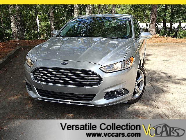 2014 Ford Fusion SE SPORTS with SUNROOF SPOILER