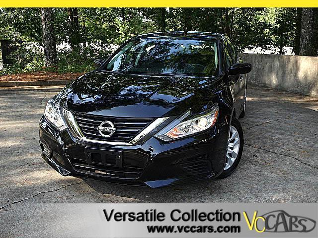 2016 Nissan Altima 2.5 S with BACK UP CAMERA BLUETOOTH POWER SEAT