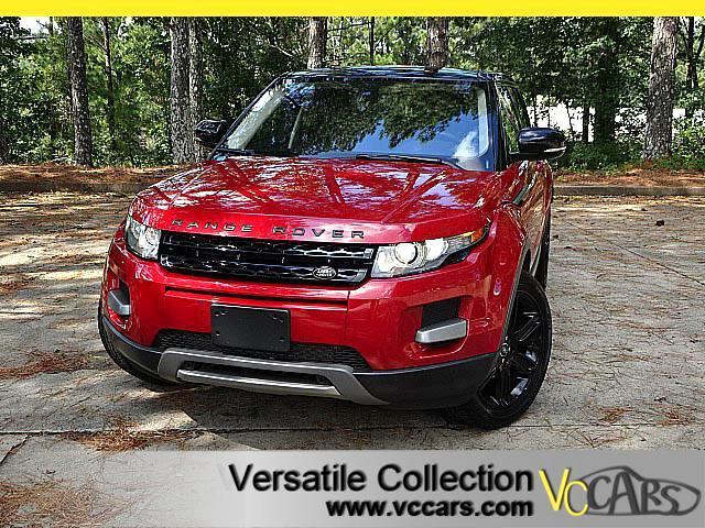 2013 Land Rover Range Rover Evoque PURE 5-Door