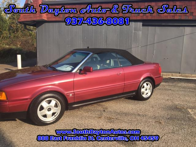 1994 Audi Cabriolet Convertible