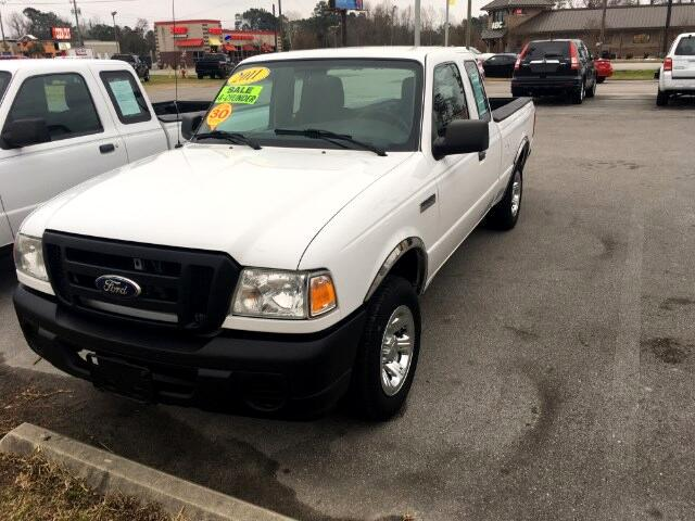 2011 Ford Ranger XL SuperCab 2WD