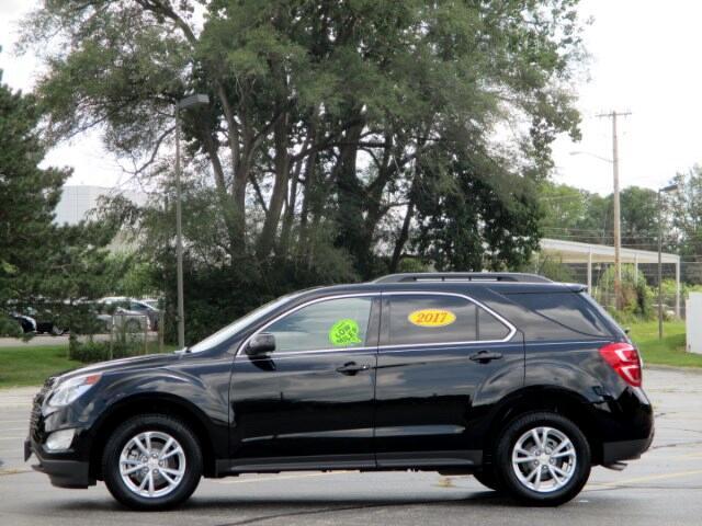 2017 Chevrolet Equinox LT 2WD