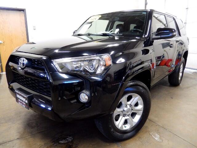 2015 Toyota 4Runner SR5 PREMIUM w/ LEATHER, NAVIGATION & SUNROOF