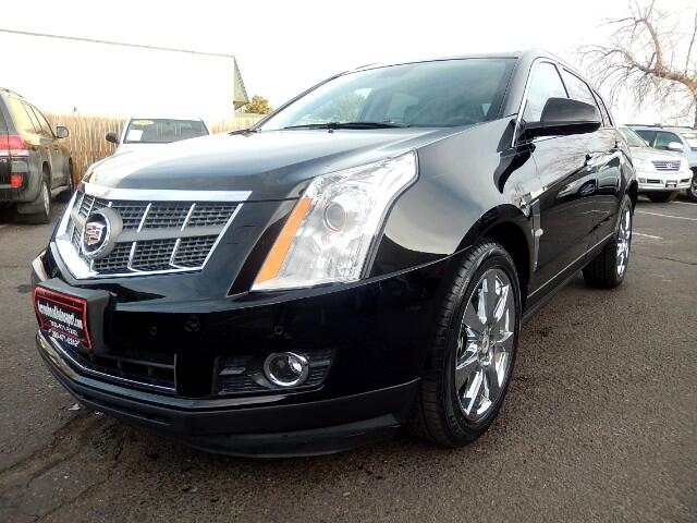 2011 Cadillac SRX AWD Turbo Premium Collection