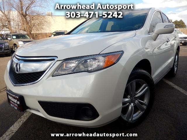 2014 Acura RDX 6-Spd AT AWD