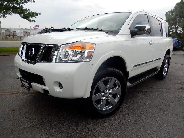 2013 Nissan Armada 4WD 4dr Platinum *Ltd Avail*