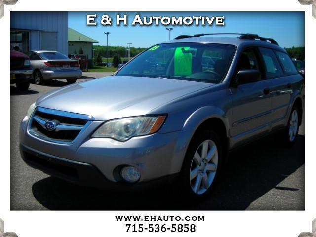 2009 Subaru Outback special edition