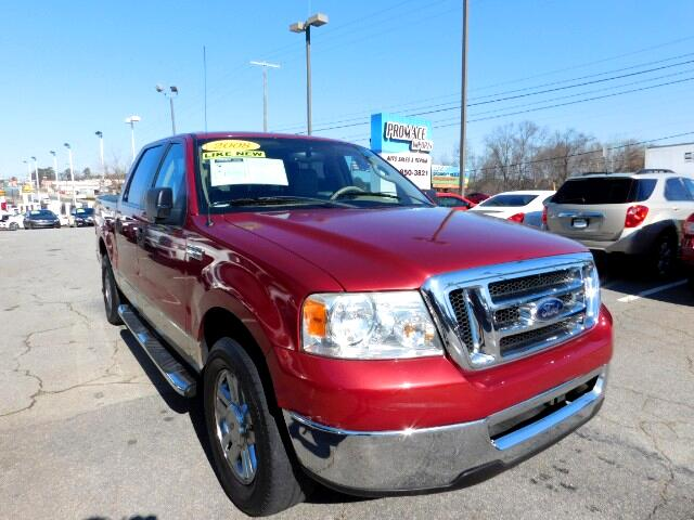 2008 Ford F-150 XL SuperCrew Short Bed 2WD