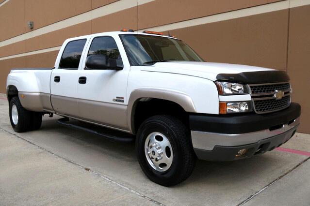 2005 Chevrolet Silverado 3500 LT3 Crew Cab DRW 4WD
