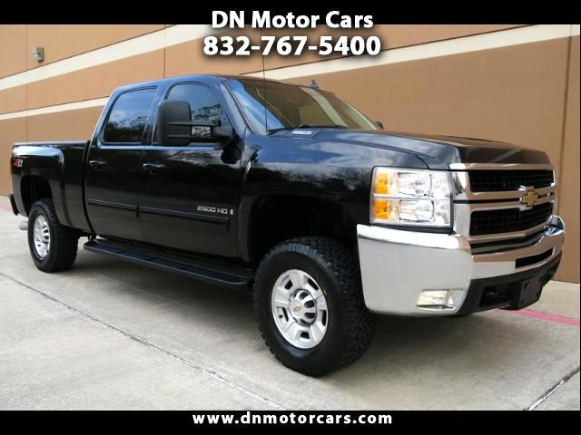 2009 Chevrolet Silverado 2500HD LTZ Crew Cab Short Bed 4WD