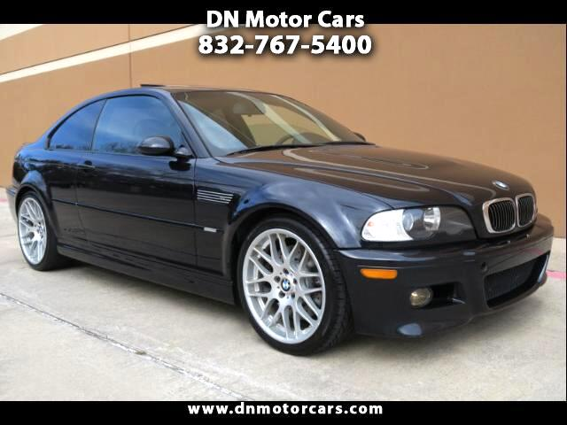 2005 BMW M3 Competition Coupe