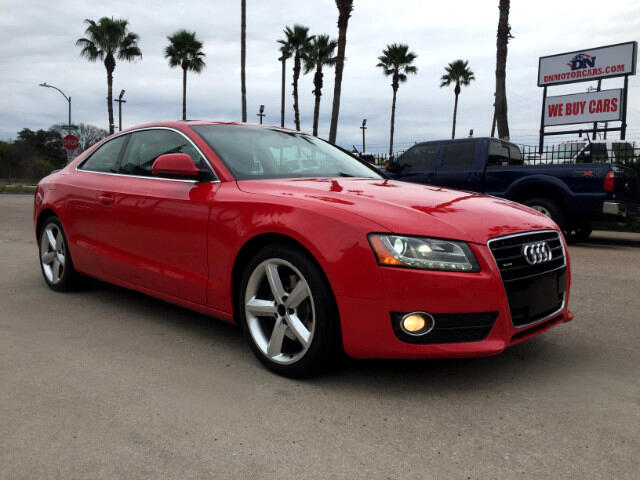 2009 Audi A5 Coupe with Tiptronic