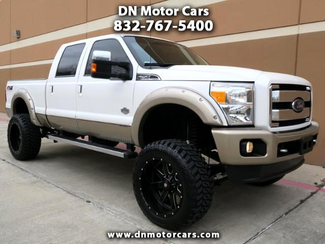 2014 Ford F-250 SD King Ranch Crew Cab Short Bed 4WD