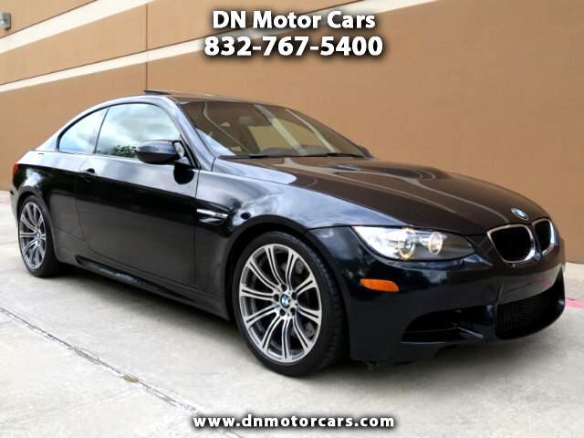 2011 BMW M3 Coupe Competition Premium