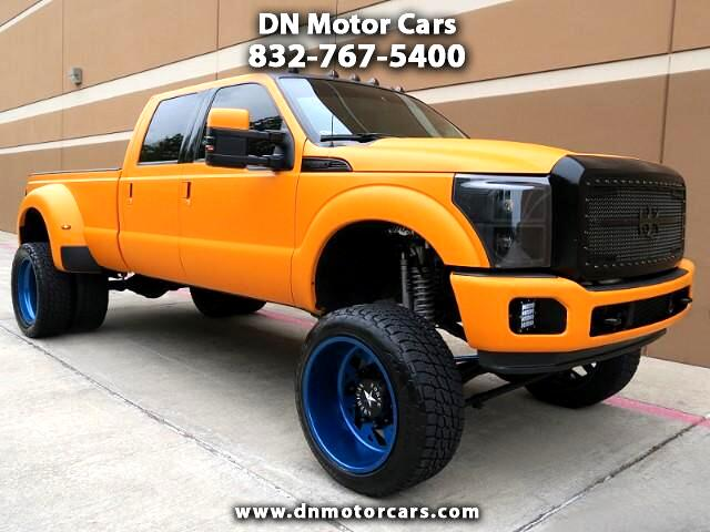 2015 Ford F-350 SD Lariat Ultimate Crew Cab Long Bed DRW 4WD