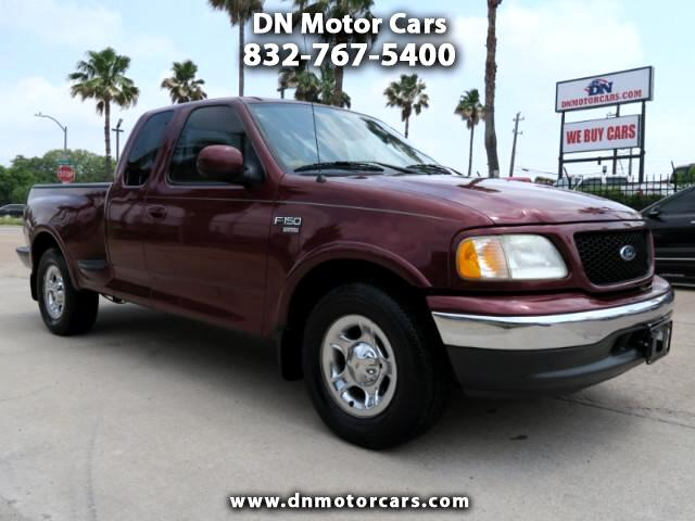 2003 Ford F-150 Lariat SuperCab Flareside 2WD