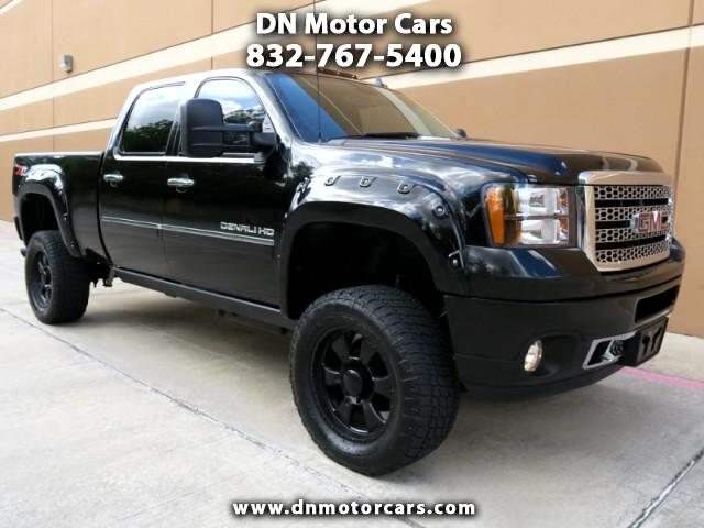 2014 GMC Sierra 2500HD Denali Crew Cab Short Bed 4X4 Z71