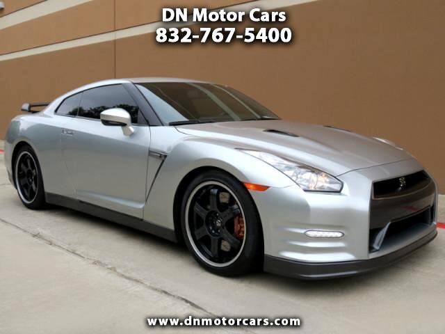 2013 Nissan GT-R 2dr Cpe Black Edition