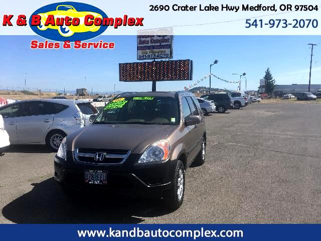 2004 Honda CR-V EX 4WD AT