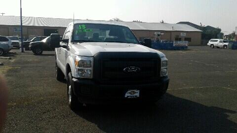 2013 Ford F-350 SD XLT 2WD