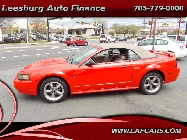 2001 Ford Mustang GT Premium Convertible