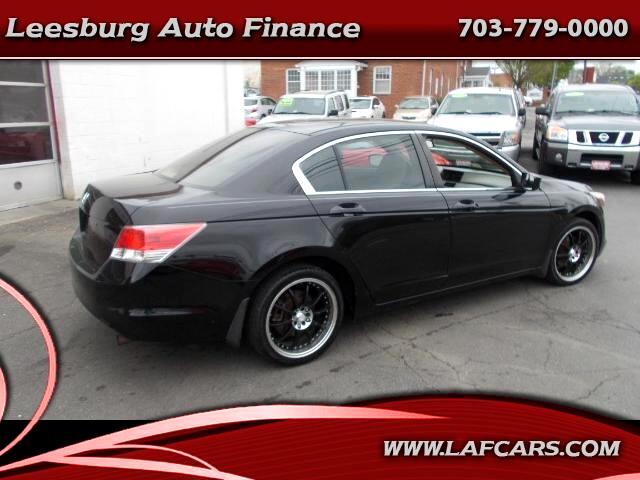 2009 Honda Accord LX sedan AT
