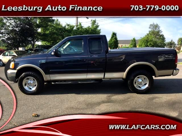 2000 Ford F-150 Lariat SuperCab 6.5-ft. Bed 4WD