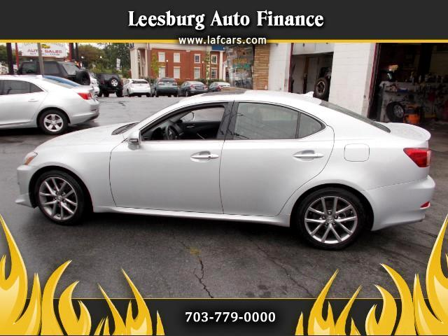 2013 Lexus IS 250 RWD