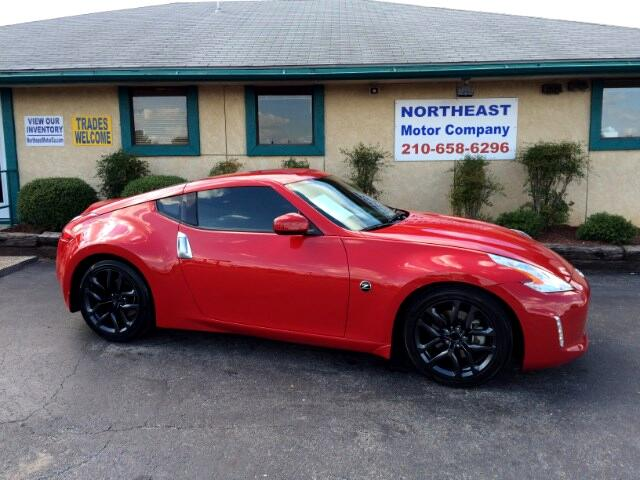 2015 Nissan Z 370Z Coupe 7AT
