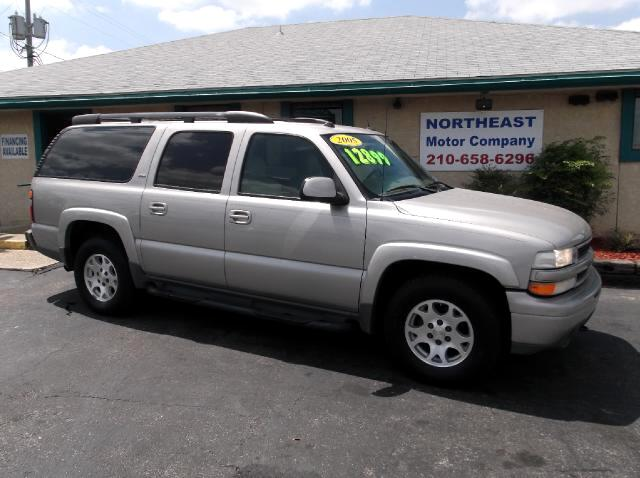 2005 Chevrolet Suburban