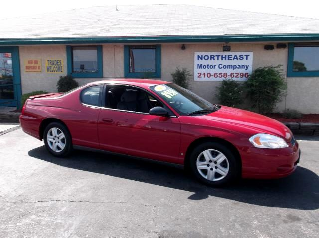 2007 Chevrolet Monte Carlo