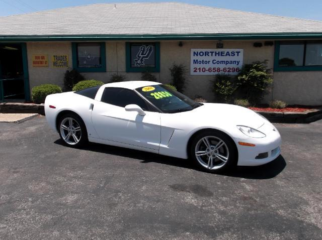 2008 Chevrolet Corvette